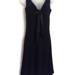 Petite Sophisticate Sz Small Sexy Black Dress